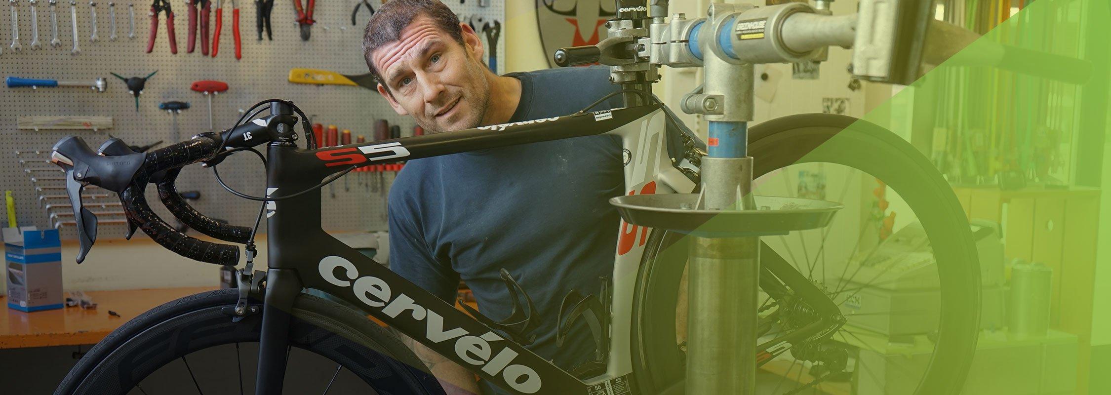 Fahrradverkauf und Fahrrad Reparaturen